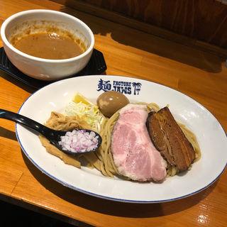 味玉極どろつけ麺(麺ファクトリー ジョーズ)