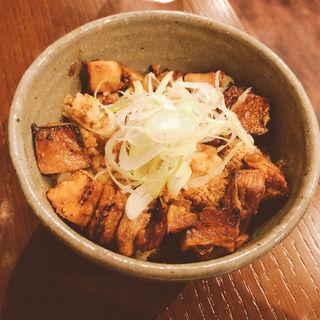 チャーシュー丼(北野 (キタノ))