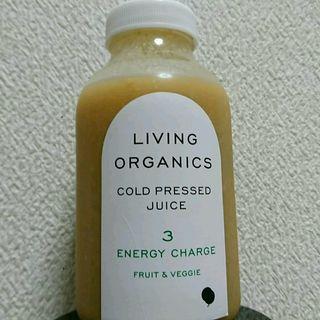 Energy Change(LIVING ORGANICS)
