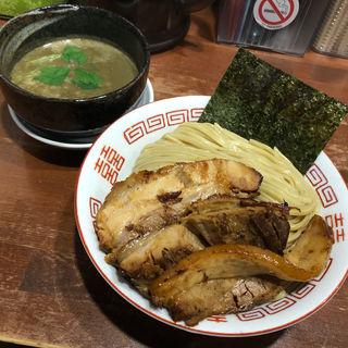 中華ソバ伊吹感謝濃厚煮干つけ麺(麺や而今 (じこん))