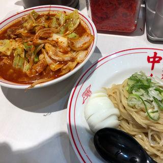 冷やし味噌野菜(蒙古タンメン中本 御徒町)