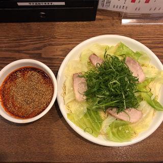つけ麺(大盛り)(広島風冷しつけ麺・楽 (楽))