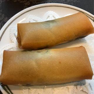 豚肉入り春巻き(中国飯店 六本木店 (チュウゴクハンテン))