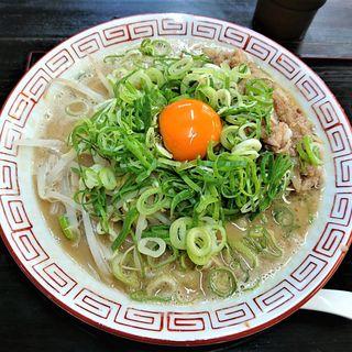 肉そば熟成醤油(ビリケンラーメン )