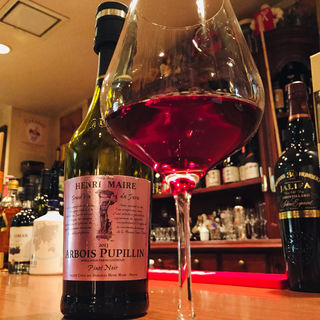 Henri Haire Arbois Pupillin Pinot Noir(ブラッスリー・ヴァンダンジュ )
