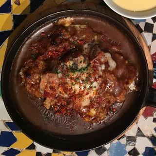 チキン石窯チーズカレー(バルバラ)