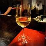 グラスワイン白