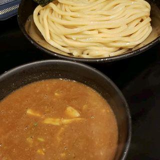 味噌豚骨つけ麺(無鉄砲 つけ麺 無心 (むてっぽう つけめん むしん))