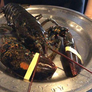 ライブロブスター(スチーム) レギュラー(レッドロブスター アクアシティお台場店 (Red Lobster))