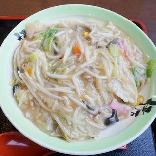 皿うどん(伊万里ちゃんぽん 伊万里店 )