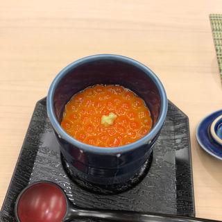 イクラ漬け(鮨 銀座 おのでら)