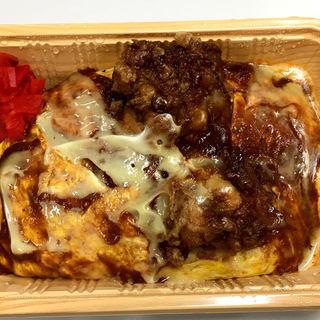 チーズザンギオム(サービスメニュー)(あじ太郎 西線店)
