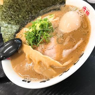 らぁ麺(大)得トッピング メンマ(麺屋 庄太)