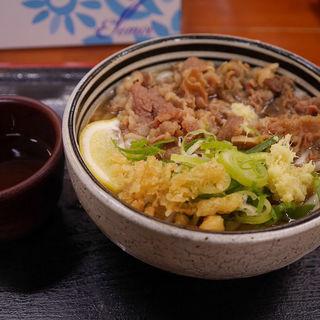 肉ぶっかけ冷(麺処 綿谷 高松店 )