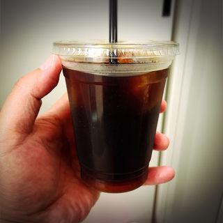 水出しアイスコーヒー(豆虎 中目黒焙煎所)