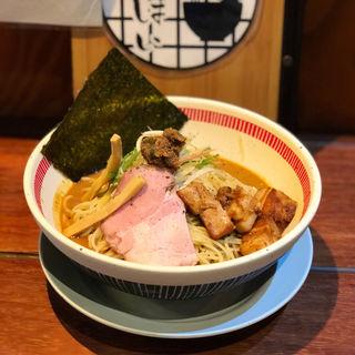 冷やし味噌ラーメン(麺屋ほぃ )