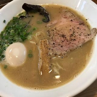 鶏白湯醤油(麺や 一想)