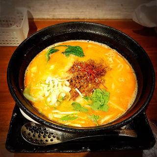 坦々麺 ピリ辛濃厚ごまスープ(まき野 池尻大橋店 )