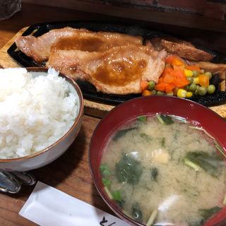 豚生姜焼き(渡辺 )