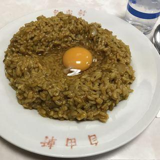 名物カレー(大阪難波 自由軒 難波本店  (オオサカナンバジユウケン))