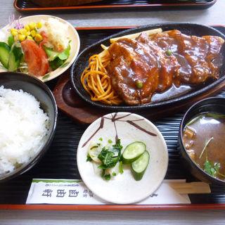 トンテキ定食 250g