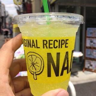 レモネード ソーダ割り(レギュラー)(レモネードレモニカ下北沢店)