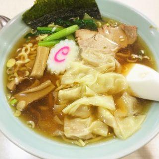 ワンタンメン(龍味 (リュウマイ))