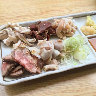生ホルモン刺(馬力 錦糸町北口店 (バリキ))