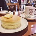 ホットケーキ(アラビヤコーヒー)