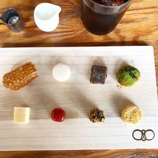 2周年特別スイーツ(タビヤ カフェ&ダイニング (TABIYA CAFE & DINING))
