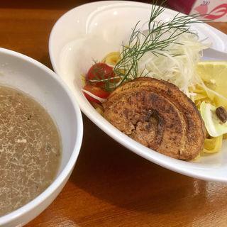 アンチョビつけ麺(札幌らーめん Tunatori)