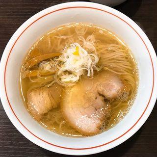 塩らーめん(らーめん颯人 (ラーメンハヤト))
