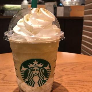 加賀棒ほうじ茶フラペチーノ(スターバックスコーヒー あべのsolaha店 (STARBUCKS COFFEE))
