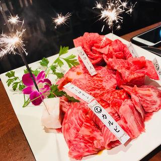 乙ちゃん焼肉カーニバル 500g(焼肉 乙ちゃん (オトチャン))