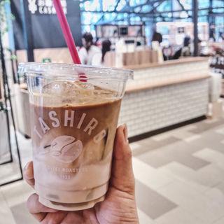 カフェラテ(TASHIRO  coffee)