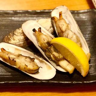 あげまき塩焼・バター焼 3コ入(あじ)