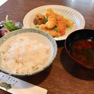 日替り定食(庄六 )