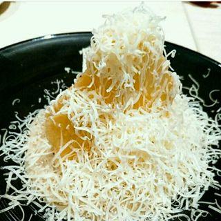 トリュフと4種のチーズクリームリゾット(俺のフレンチ 博多)