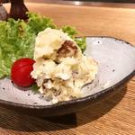 ポテトサラダ(炭火串焼とりと 河原町三条店)
