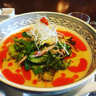 担々麺(瑞雪 (ズイセツ))