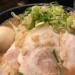 豚そば(無鉄砲しゃばとん)