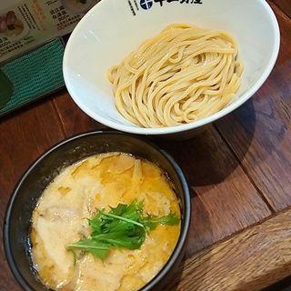 辛海老つけ麺(十二分屋 早稲田店)
