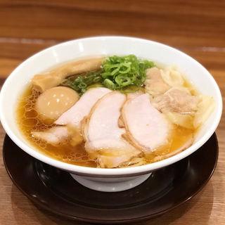 特製鶏そば(中華そば ココカラサキゑ)