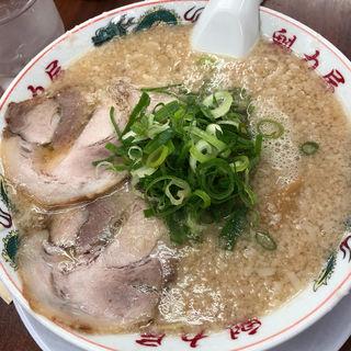 特製醤油ラーメン(魁力屋 五反田店 (カイリキヤ))