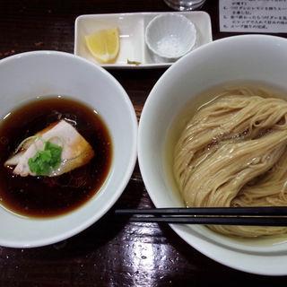 とろとろ昆布出汁のからませつけ麺(らぁめん サンド )