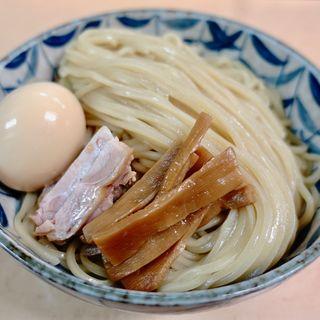 〈夏季限定〉冷やし・塩 中太麺/大盛り(三谷製麺所 )