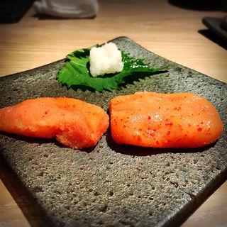 炙り明太子(なゝ樹 本店 (ななき))