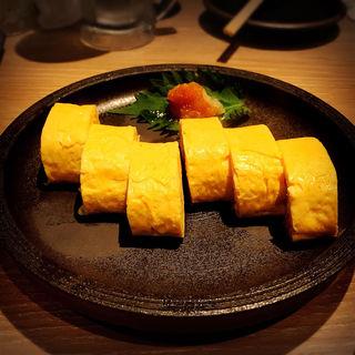 蕎麦屋の出し巻き玉子(なゝ樹 本店 (ななき))