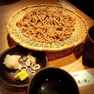 信州戸隠蕎麦(なゝ樹 本店 (ななき))