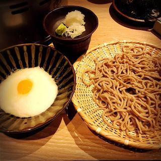 とろろ蕎麦(冷し・かけ)(なゝ樹 本店 (ななき))